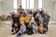 Rekolekcje wielkopostne z młodzieżą oazową z Grabówki