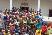 FORMACJA TANCEREK w Afrykańskim Ngaoundaye
