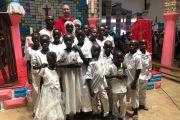 ZESŁANIE DUCHA ŚWIĘTEGO w Afrykańskim Ngaoundaye