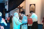 WALENTYNKOWE SPOTKANIE podopiecznych Caritas Piaseczno