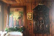 Perygrynacja obrazu św. Józefa w Domu Samotnej Matki